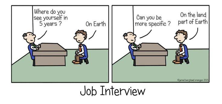[OC] job interview