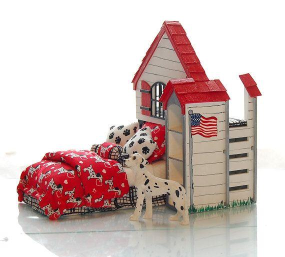 Dollhouse Miniatures Texas: 17 Best Ideas About Playhouse Bed On Pinterest