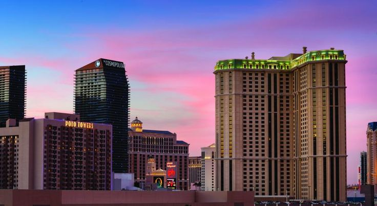 HOTEL|アメリカ・ラスベガスのホテル>ラスベガス・ストリップからわずか半ブロック>マリオッツ グランド シャトー(Marriott's Grand Chateau)