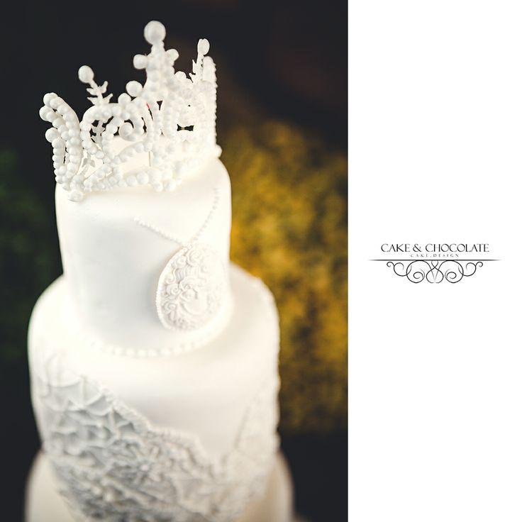 Wedding Cake by Cake&Chocolate