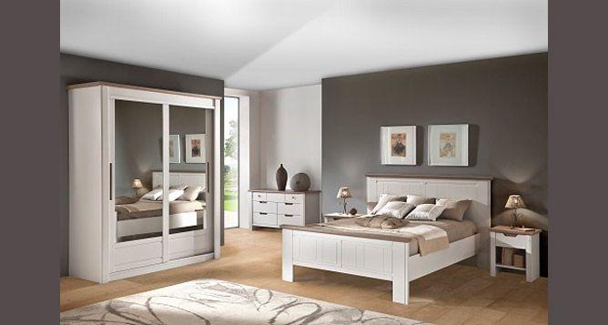 Chambre à coucher Romane