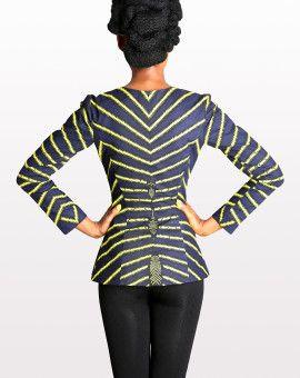 #stylista vlisco slimfit blazer #luxuryfashion #style #africanstyle