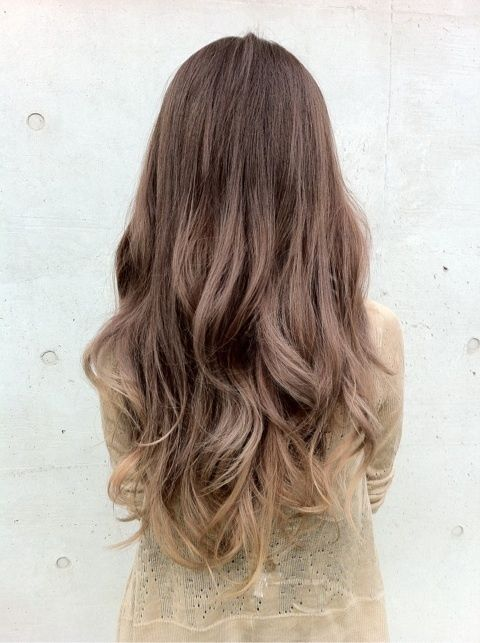 the hair I want when go get my hair done <3   except a few shades darker because my hair is black not brown (/ω\) http://www.epicee.com
