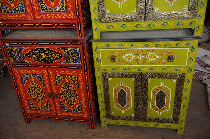 Moroccan Dresser Stunning Moroccan Furniture From