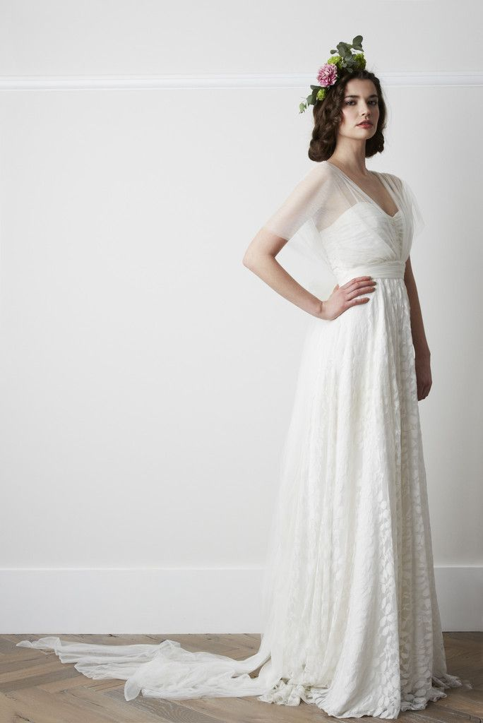 16 best Extremely Simple And Elegant Wedding Dresses to 2015 images ...