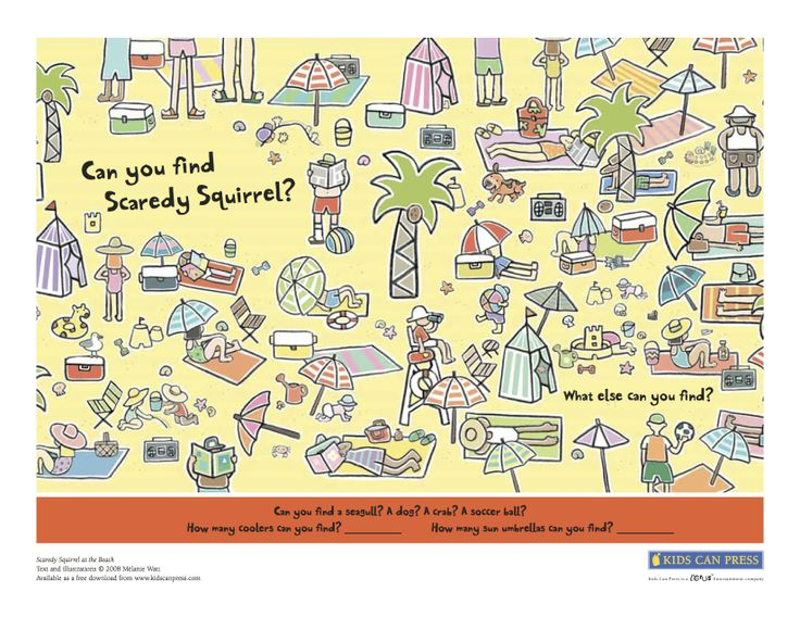 1000 images about scaredy squirrel activity sheets on for Scaredy squirrel coloring pages