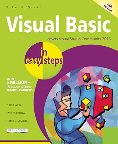 This visual basic tutorial teaches you how to write code in visual basic. We present our tutorials in a straightforward manner to help you master Visual Basic programming easily.