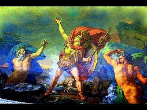 ΟΜΗΡΟΥ ΙΛΙΑΔΑ Φ Μάχη παραποτάμιος ( Μάχη στον ποταμό Σκάμανδρο ) ( Ελένη...