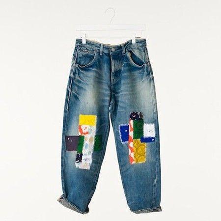 mina perhonen jeans
