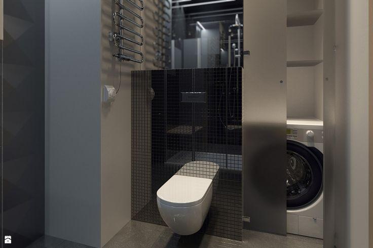 Łazienka styl Industrialny - zdjęcie od 13 pracownia - Łazienka - Styl Industrialny - 13 pracownia