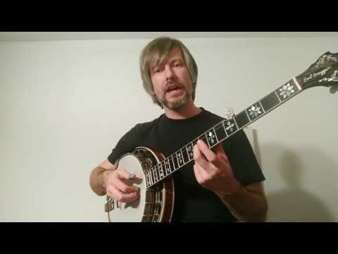 Banjo Lesson-Speed up your left-hand - YouTube