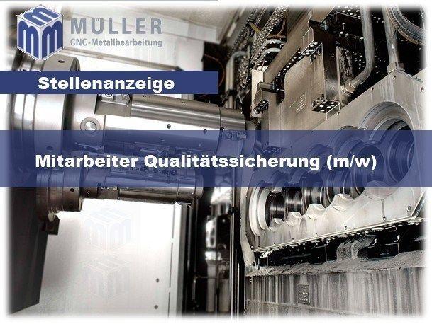 #Stellenanzeige #Stellenangebot / #Stellenanzeige #Albstadt #Zollernalbkreis  Zur Verstärkung unseres Teams sind wir auf der Suche nach folgendem Mitarbeiter:  Mitarbeiter Qualitätssicherung (m/w)  M. Müller Metallbearbeitung GmbH & Co. KG Vor dem Weißen Stein 8 D-72461 Albstadt Telefon: 49 (0) 7432 / 98413-0 Telefax: 49 (0) 7432 / 98413-50 http://ift.tt/1O3Wgon / info@mueller-cnc-technik.de  #jobs #jobbörse #stellenangebote #picoftheday #albstadt #work #cnc #cncporn #balingen #hechingen…