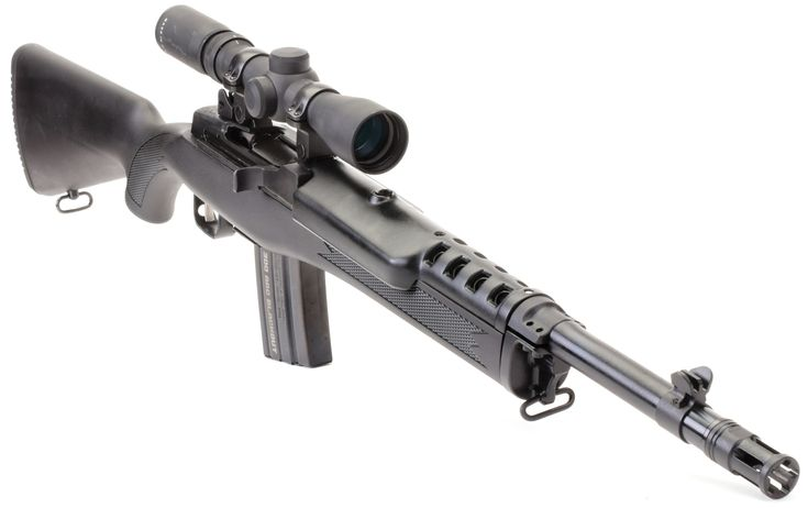 Real Guns - Ruger's Mini 14 in Basic 300 Blackout Part I
