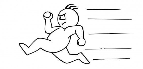 niño corriendo dibujo - Buscar con Google   Amenidades   Pinterest ...