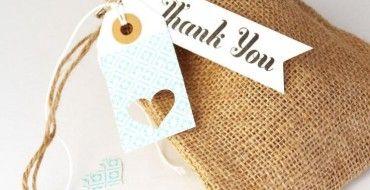 Πώς να ευχαριστήσετε τους καλεσμένους σας #yesidogr