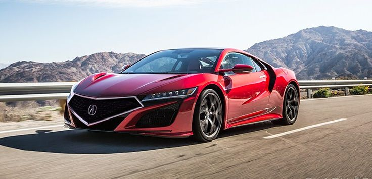 2020 Acura NSX Top Speed Changes, Colors, Price, Specs ...