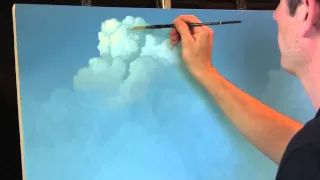 painting with acrylics for beginners - YouTube