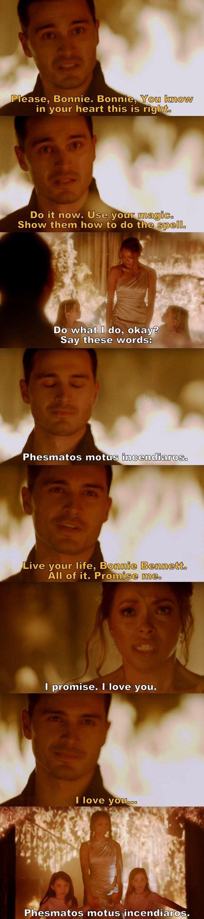 The Vampire Diaries TVD S08E15 - Bonenzo