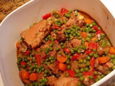 Receta de pollo arvejado que le gustará a toda la familia | ¿Qué Más?