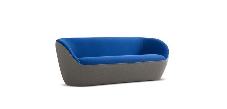 Roche bobois edito 2 seat sofa design sacha lakic sofa - Sofas en marbella ...