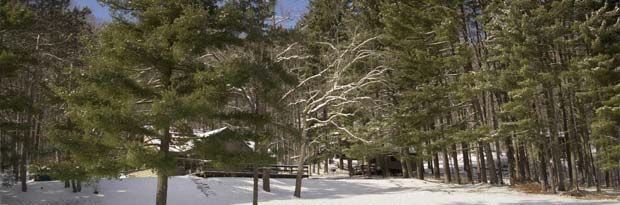 Visit Pike Lake State Park for cabins while hunting in Ross County. Located in #Bainbridge #Ohio west of #Chillicothe.