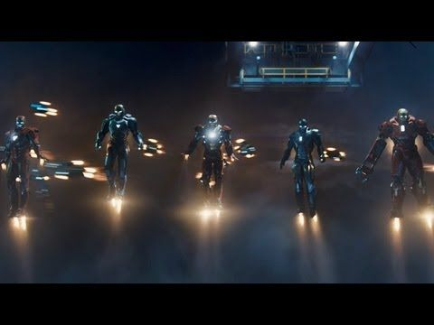 Marvel: Iron Man 3 Trailer