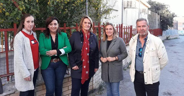 MOTRIL.El Partido Popular va a trasladar al Parlamento Andaluz y al Ayuntamiento de Motril las necesidades educativas de los Centros Educativos de Motril, tanto del Conservatorio