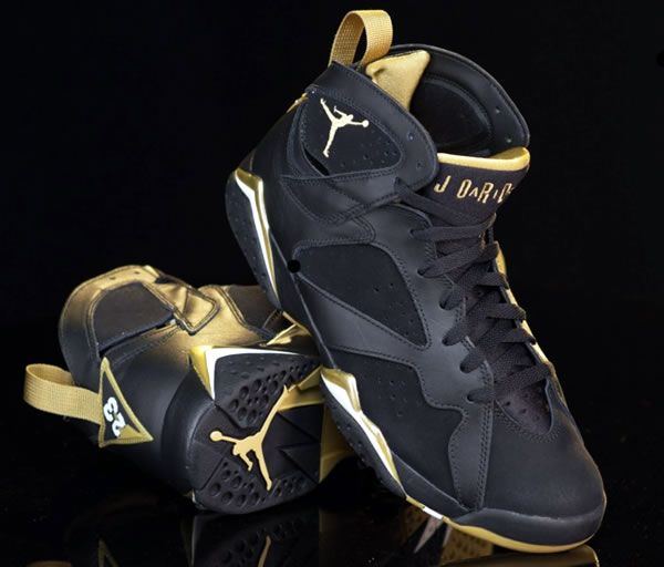 "Jordan 7 Retro Kid's ""GMP"" (2012). Share more New Jordans 2014 joy with my blog www.23isback.me ."