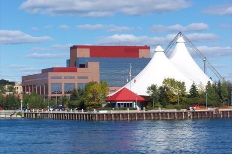 Bondar Tent and Marina, Sault Ste Marie, ON