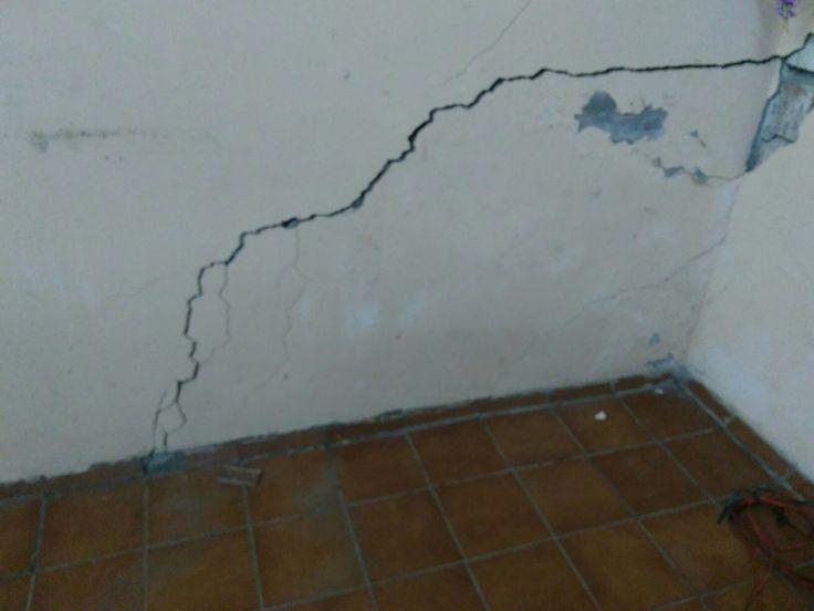 Cómo puedo arreglar esta pared de ladrillo princesa