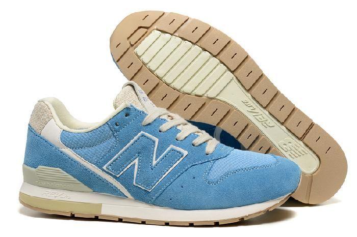 Ny New Balance 996 Himmelen Blå Herre Sko