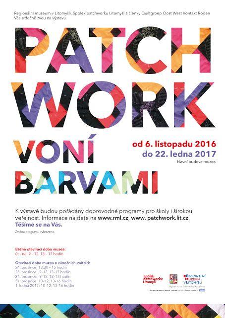 Patchwork - Marie Králová: Patchwork v Litomyšli