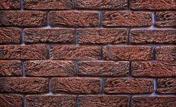 Hand brick red newCihlové obklady