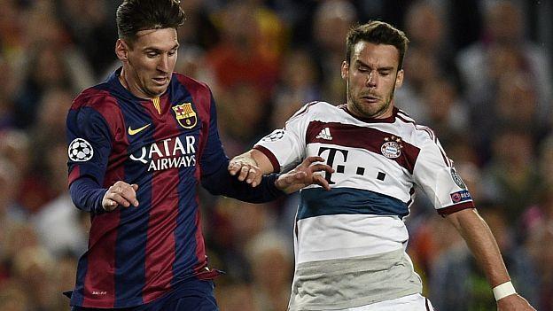 Bayern Munich vs. Barcelona en vivo por la Champions League: fecha y hora. May 11, 2015.