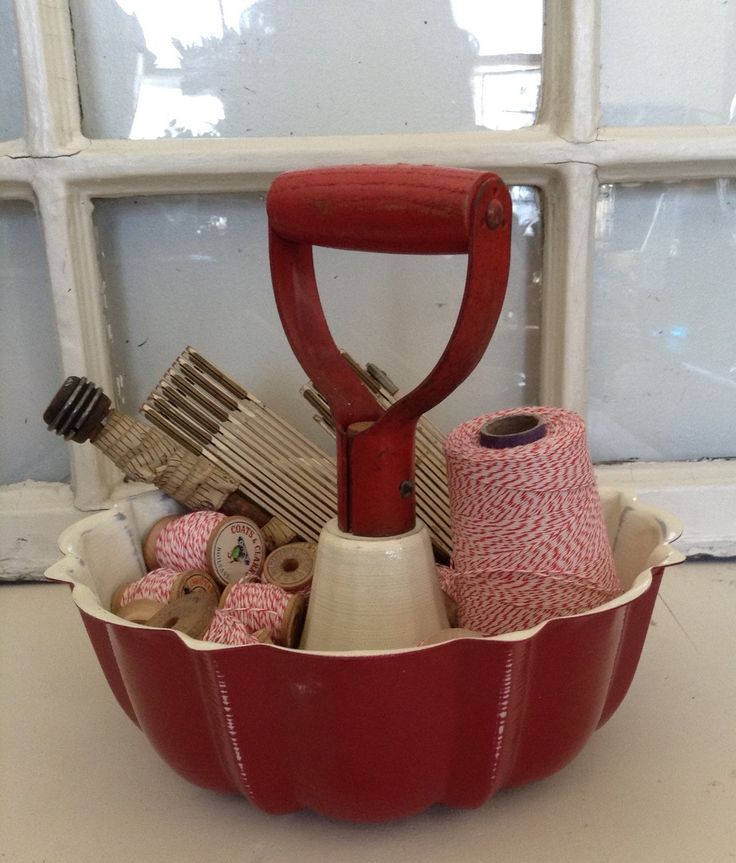 A personal favorite from my Etsy shop https://www.etsy.com/listing/223761344/bundt-cake-pan-with-shovel-handle