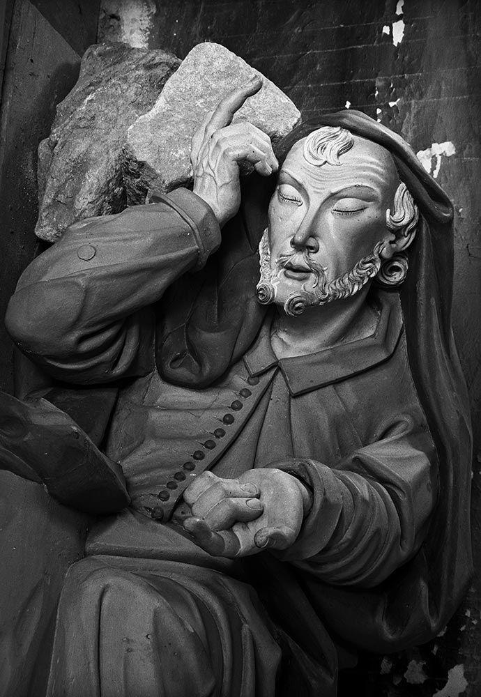 Luz, cedro e pedra – Esculturas do Aleijadinho fotografadas por Horacio Coppola - Instituto Moreira Salles