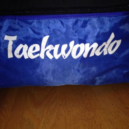 Taekwondo Sparring Gear Equipment Bag By Dynamics
