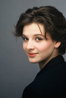 Juliette Binoche... the definition of a perfect French woman.