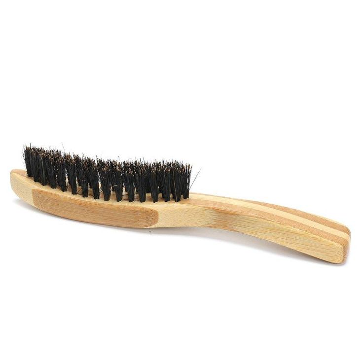 Portable Men Boar Bristle Beard Brush Facial Hair Shaving Brush Long Bamboo Handle only US$4.29  Portable Men Boar Bristle Beard Brush Facial Hair Shaving Brush Long Bamboo Handle #Health&Beauty #razor_blades #shaver_electric #beard_trimmer #nose_hair_trimmer #safety_razor #philips_shavers_electric #shaving_brush  -- Delivered by Feed43 service