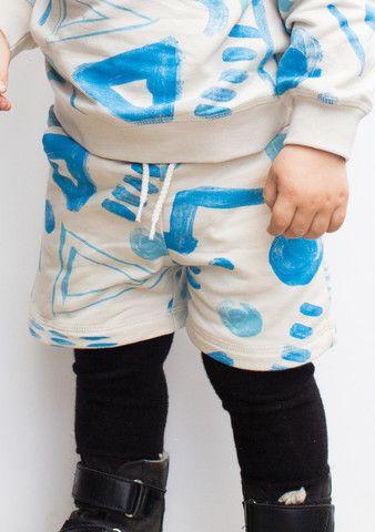 Boys SweatShorts – Incakids Webshop  #kids #apparel #pattern  #incakids #hipster #type #wave