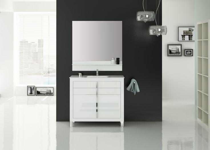 Simple Bathrooms Hounslow 12 best muebles de baño images on pinterest | bathroom furniture