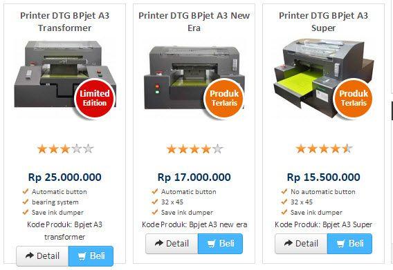 Peluang Bisnis Sablon Digital Printer DTG. Kunjungi Bengkel-Print.com | tersedia aneka jenis printer DTG dan mesin cetak digital lainnya.  http://bengkel-print.com/blog/peluang-bisnis-sablon-digital-printer-dtg/