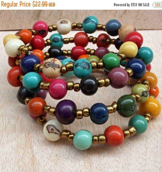 Black Friday Sale Colorful Bracelet made by ArtisansintheAndes