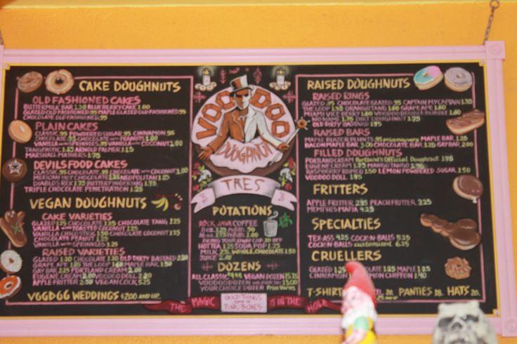 Voodoo Donuts (Eugene, OR)