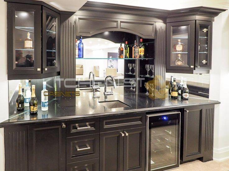 Our project: custom bar   Kitchen Star Cabinets   Pulse   LinkedIn  http://www.kitchenstarcabinet.com/