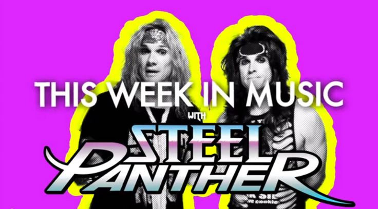 Video: Steel Panther – Introducing Steel Panther TV!
