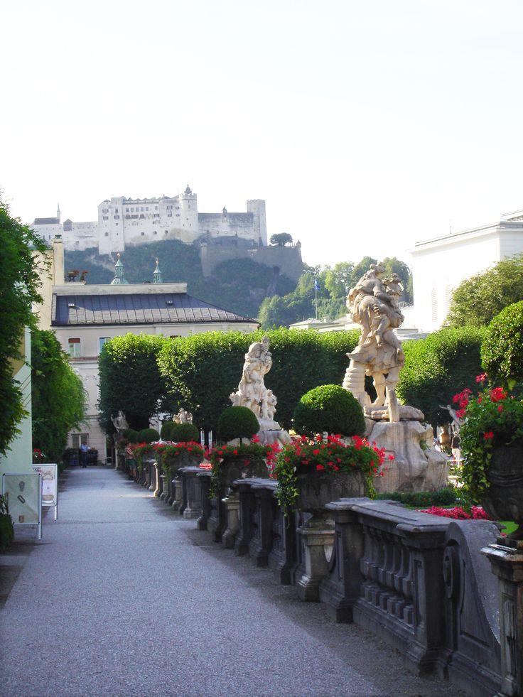 Mirabell Garden in Salzburg, Austria (Photo: Claudia Juestel)