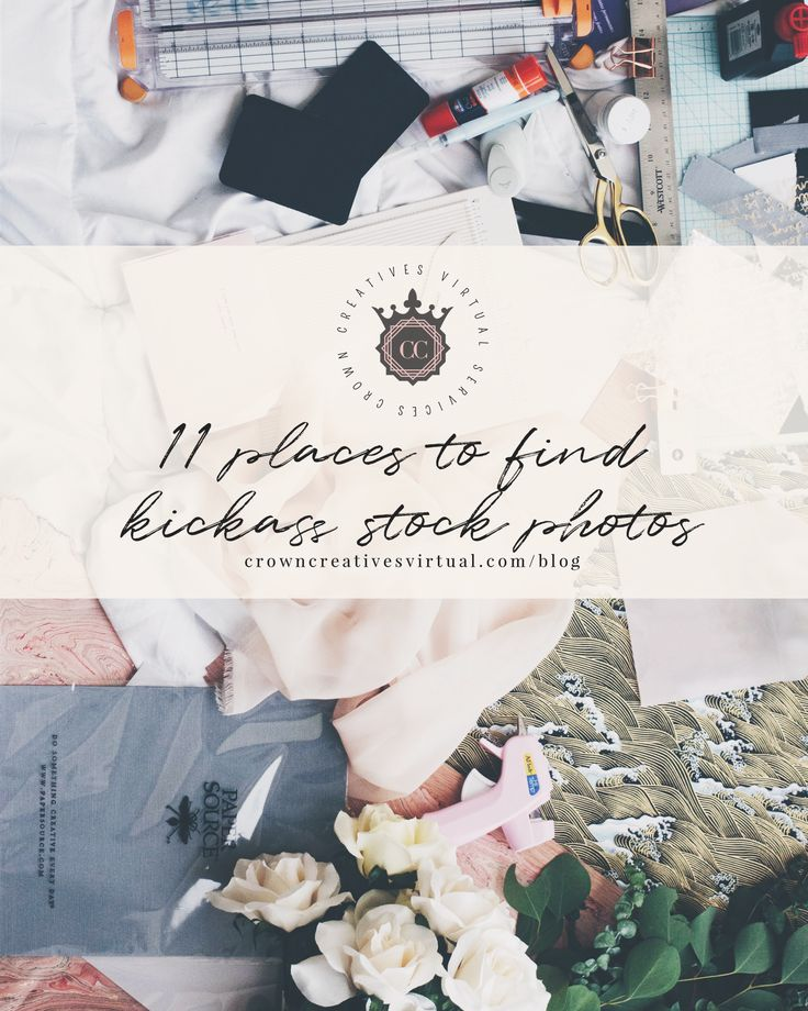 Wondering where the heck you can get snazzy stick photos for your blog + online biz?? Look no further. We've got a master list resource of our favorite free stock photo sites!