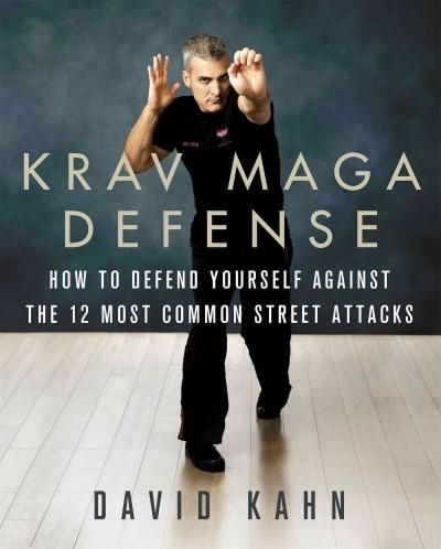 David Kahn, author of Krav Maga and Advanced Krav Maga, is back again with KRAV MAGA Defense: The Twelve Most Common Unarmed Street Attacks. Created by the Israeli army for self-defense, Krav Maga is