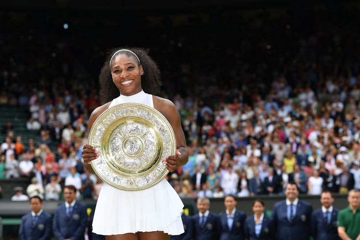 Serena claims historic 22nd Grand Slam title - The Championships, Wimbledon 2016 - Official Site by IBM